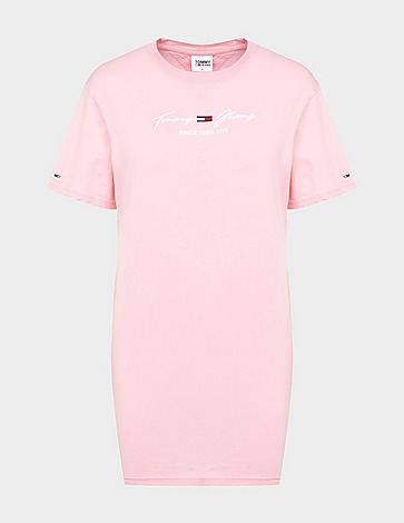 Tommy Jeans Pastel T-Shirt Dress