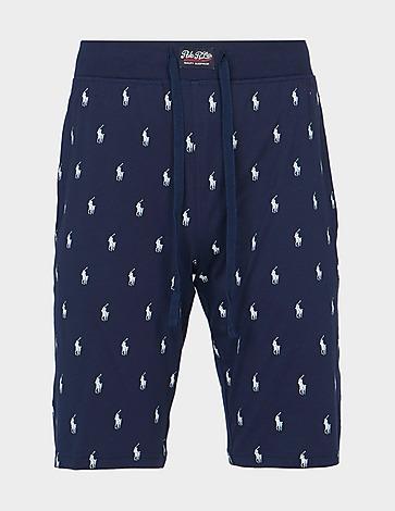 Polo Ralph Lauren Underwear All Over Logo Shorts