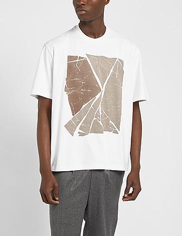 Z Zegna Shattered Logo T-Shirt