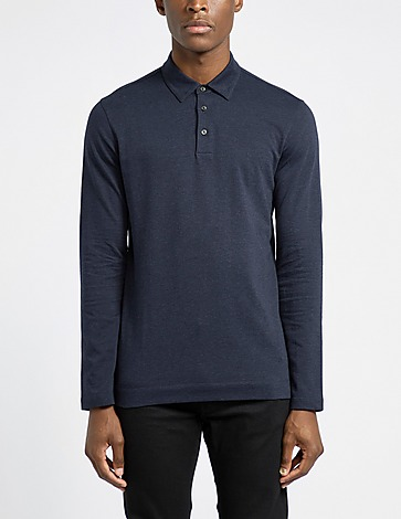 Z Zegna Cashmere Touch Polo Shirt
