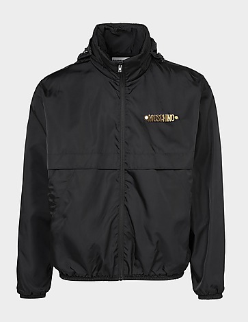 Moschino Gold Letter Sport Jacket