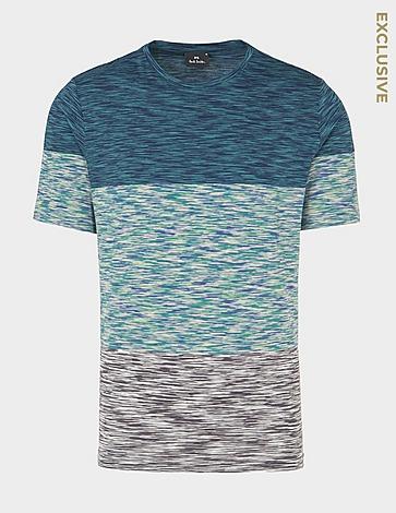 PS Paul Smith Space Dye Block T-Shirt