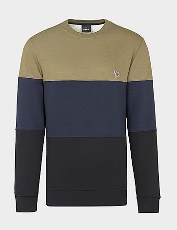 PS Paul Smith Zebra Colour Block Sweatshirt