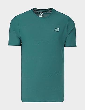 New Balance Q Speed Jaquard T-Shirt