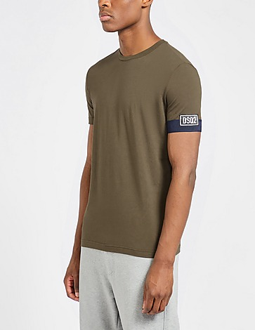 Dsquared2 Patch Band T-Shirt