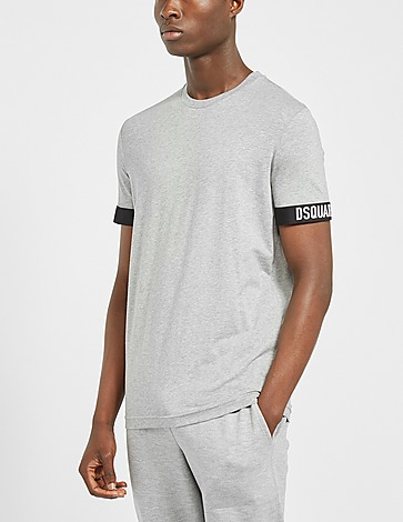 Dsquared2 Icon Band T-Shirt