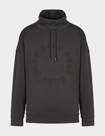 BOSS Circle Snood Sweatshirt