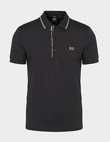 BOSS Paul Text Polo Shirt