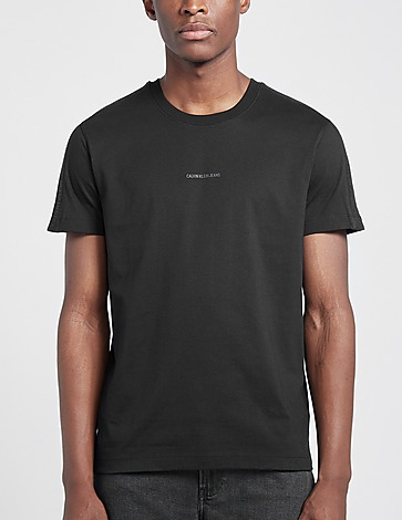 Calvin Klein Jeans Shoulder Tape T-Shirt