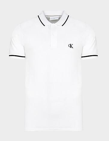 Calvin Klein Jeans Tipped Polo Shirt