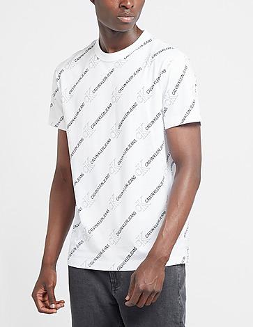 Calvin Klein Jeans All Over Print T-Shirt