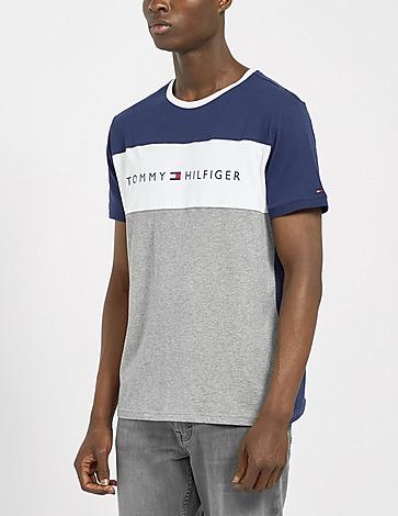 Tommy Hilfiger Lounge Panel Logo Flag T-Shirt