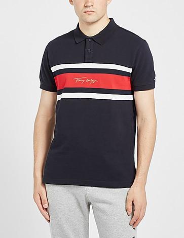 Tommy Hilfiger Signature Polo Shirt