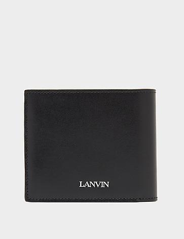 Lanvin Palm Bill Fold Wallet