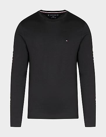 Tommy Hilfiger Long Sleeve Logo T-Shirt