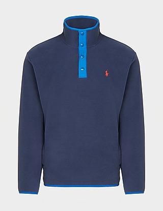 Polo Ralph Lauren Fleece Mockneck Sweatshirt