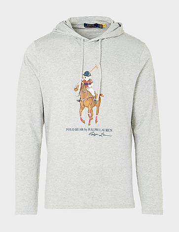 Polo Ralph Lauren Polo Bear Hooded T-Shirt
