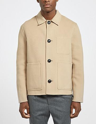 AMI Paris Woolen Short Coat