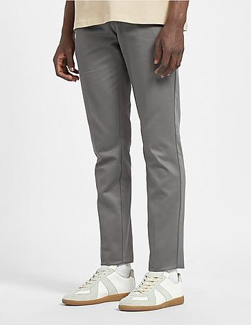 AMI Paris Slim Chino Pants
