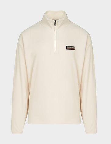 Napapijri Polar Fleece Sweatshirt