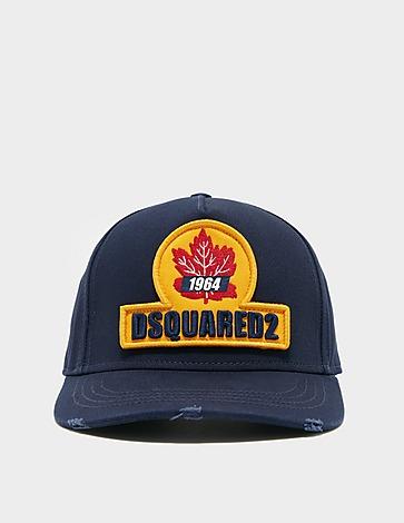 Dsquared2 1964 Maple Patch Cap