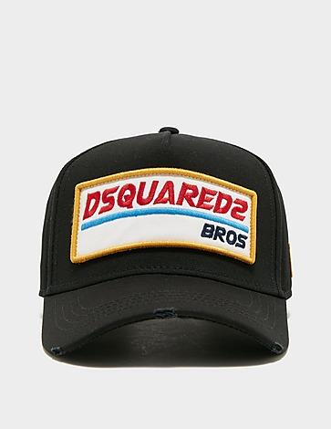 Dsquared2 Bros Patch Cap