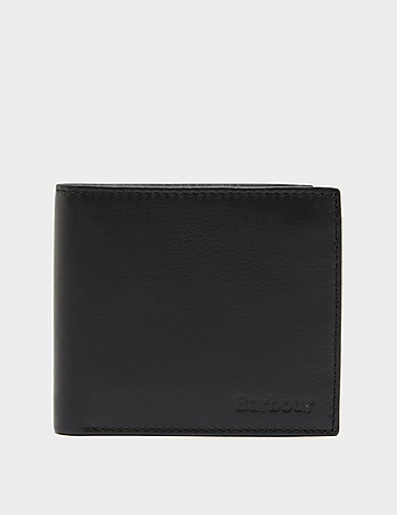 Barbour Colwell Leather Wallet