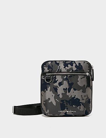 Emporio Armani Camo Cross Body Bag