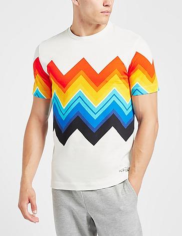 Missoni Sport Multi Zig Zag T-Shirt