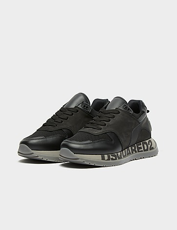Dsquared2 Running Back Icon Trainers