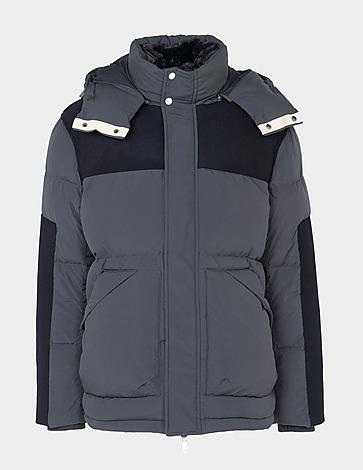 Emporio Armani Colour Block Down Jacket