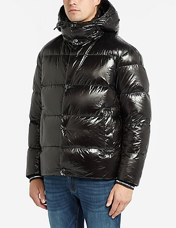 Emporio Armani Shiny Puffer Jacket
