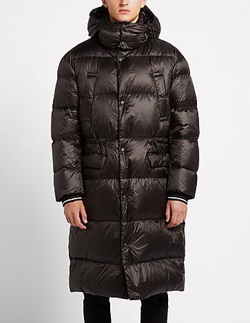 Emporio Armani Shiny Long Down Jacket