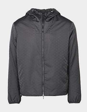 Emporio Armani All Over Eagle Lightweight Jacket
