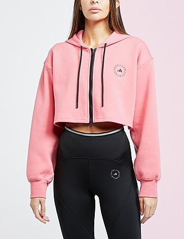 Adidas X Stella McCartney Crop Hoodie