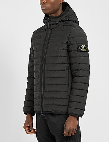 Stone Island Quilted Down Jacket