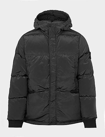 Stone Island Nymet Down Hooded Puffer Jacket