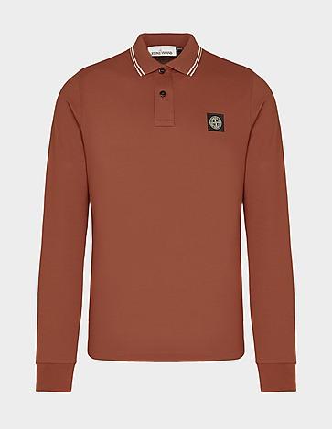 Stone Island Tipped Polo Shirt