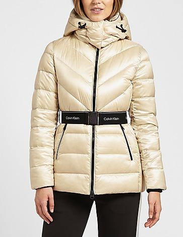 Calvin Klein Womenswear Loft Belt Jacket