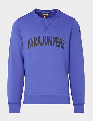 Parajumpers Caleb Arm Badge Sweatshirt