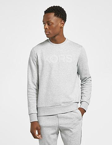 Michael Kors Stripe Logo Sweatshirt