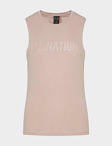 PE Nation Inning Logo Tank Top