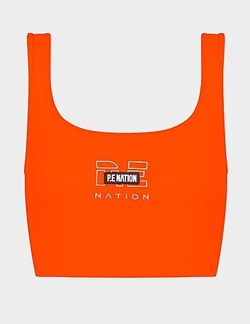 PE Nation Grand Stand Bralette