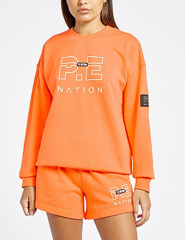 PE Nation Heads Up Sweatshirt