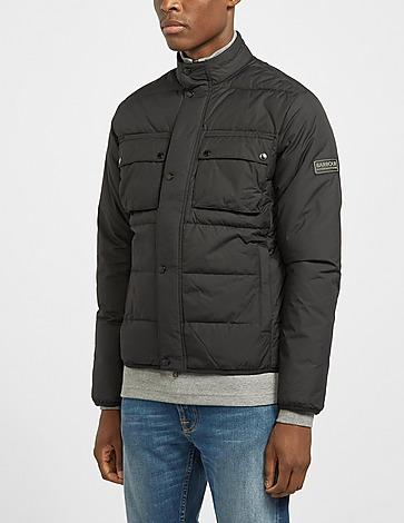 Barbour International Throttle Jacket
