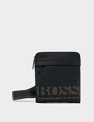 BOSS Magnified Cross Body Bag