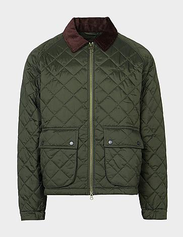 Barbour Dom Quilt Jacket