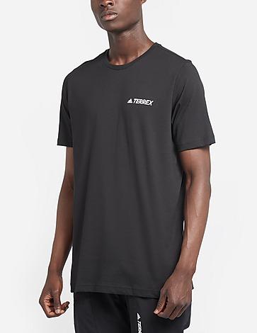 adidas Terrex Graphic Rock Logo T-Shirt