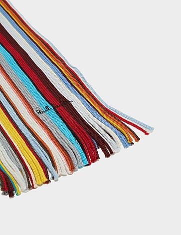 PS Paul Smith Multi Stripe Scarf