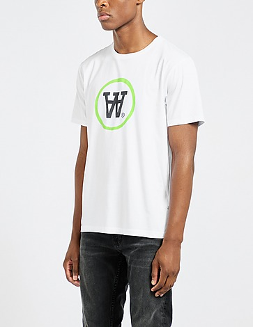 Wood Wood Ace Circle T-Shirt